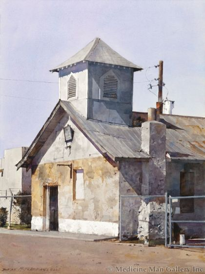 SOLD Dean Mitchell - Guadalupe Church