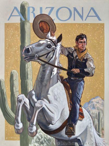 Dennis Ziemienski - Arizona Spirit (PLV92603-0321-012)