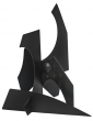 "Shirley Wagner - ""Folded Steel Series"" - Terra"