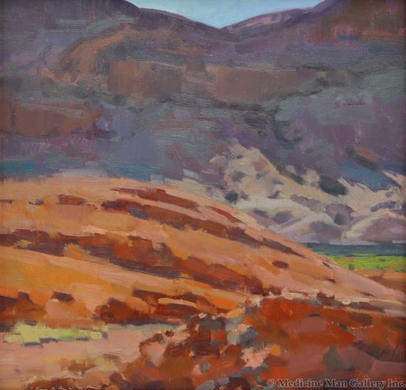 Jill Carver – Layers of Time, Comb Ridge (PLV90335B-0221-008)