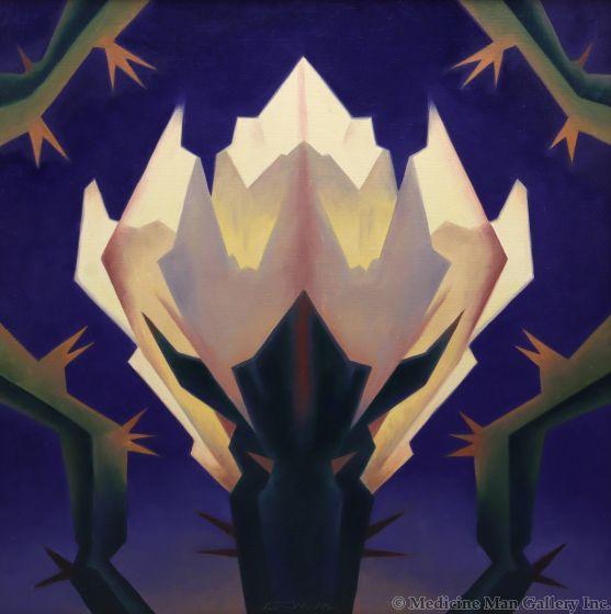 Ed Mell - Cholla Symmetry
