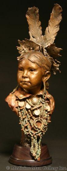 SOLD John Coleman, CAA - Navajo Dance