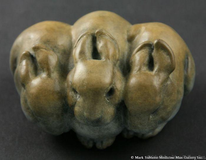 Star Liana York - Bunnies Vessel Top