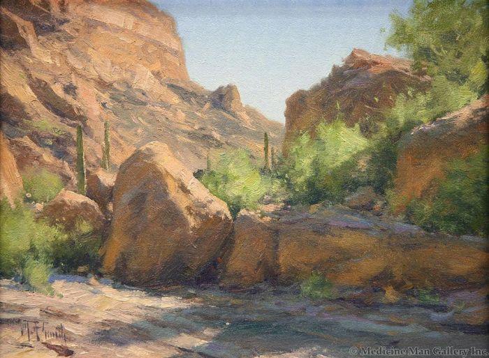 SOLD Matt Smith - First Water Canyon