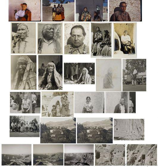 Talcott Harmon Parkhurst (1883-1952) - Group of 27 Photographs