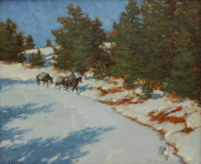 Charles Fritz - Out of Wilson Creek