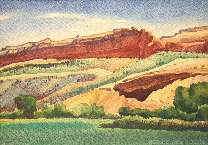 SOLD Edith Hamlin - High Desert, Utah