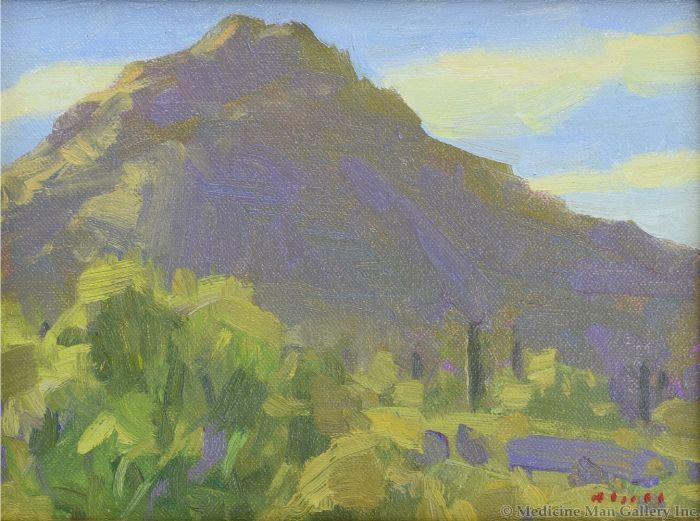Gregory Hull - Desert Shadows