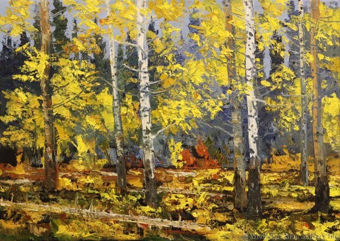James Cook - Taos Aspen #3