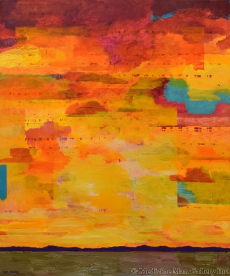 Mark Bowles - Southwest Sky