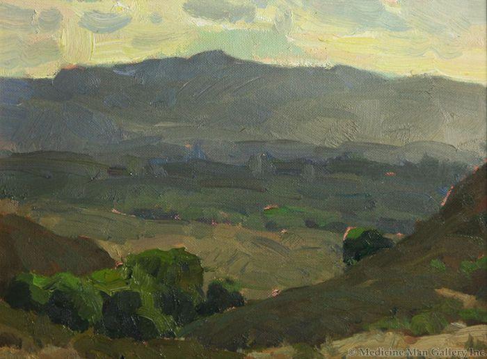 Glenn Dean - View From Quarry Trail