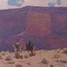 Glenn Dean - Navajo Riders