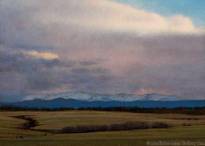 Jeff Aeling - Rain Clouds Coming Off the Front Range, Co. (PLV90107-0121-007)