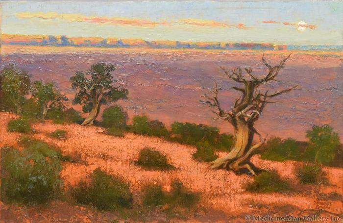 Gary Ernest Smith - Juniper Hill Overlook