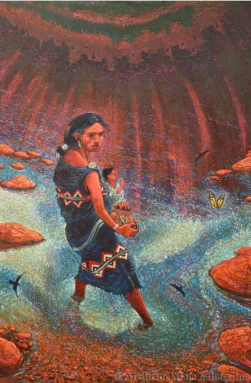 Shonto Begay - In the Days Following Summer