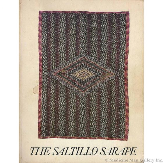 The Saltillo Sarape by James Jeter and Paula Marie Ju