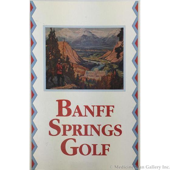 Banff Springs Golf by E. J. Hart