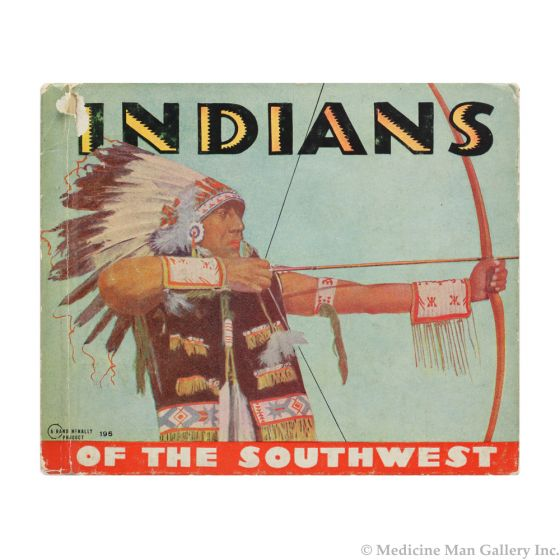 Indians of the Southwest by Harold and Delaine Kellogg (B90324-0620-001)1