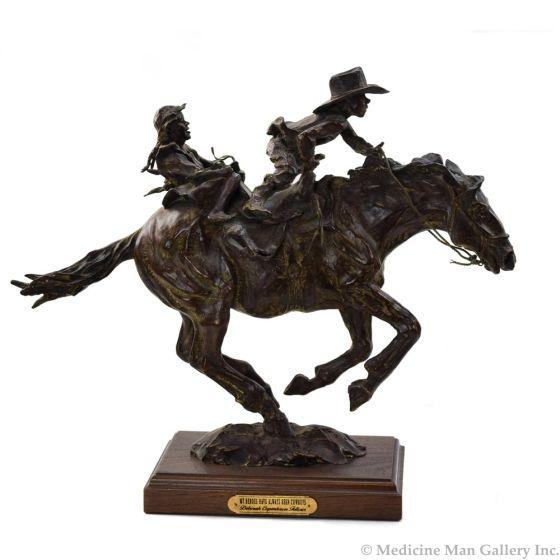 Deborah Copenhaver-Fellows - My Heroes Have Always Been Cowboys