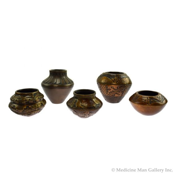 Doug Hyde - Pueblo Pottery Collection