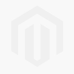 """Custom Leather Pillow with c. 1920s Navajo Crystal Textile Inlay, 18.5"""" x 19"""" x 4.5"""" (F1440C)"""