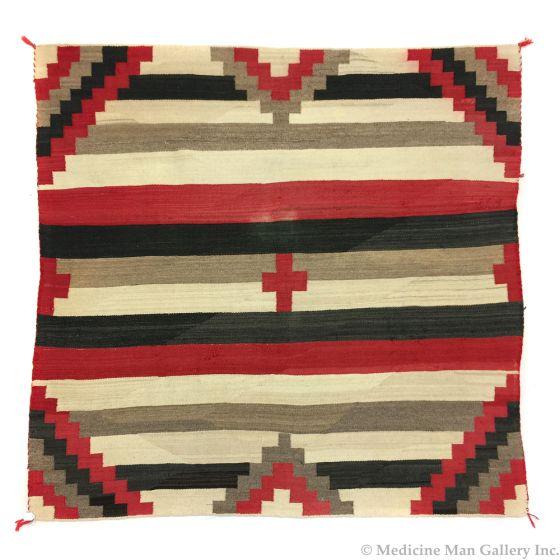Navajo Third Phase Chiefs Blanket