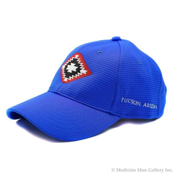 Mark Sublette Medicine Man Gallery Embroidered Hat - Royal Blue