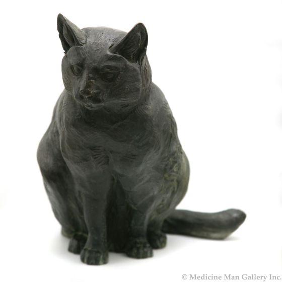 Mark Rossi - Cat Sitting Upright