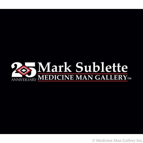 25th Anniversary Celebration Show Catalog Mark Sublette Medicine Man Gallery