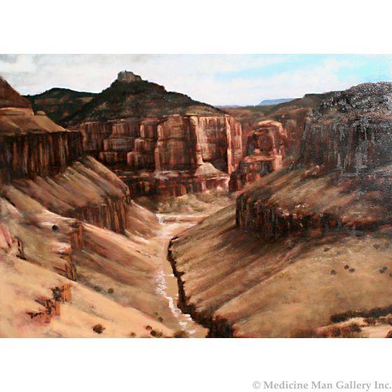 Jeff Aeling - Canyon, Northern AZ