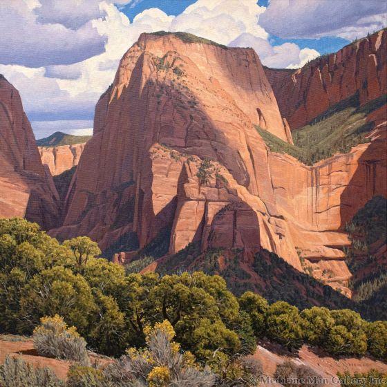 David Meikle - Kolob Canyon Afternoon (PLV91326B-0920-002)