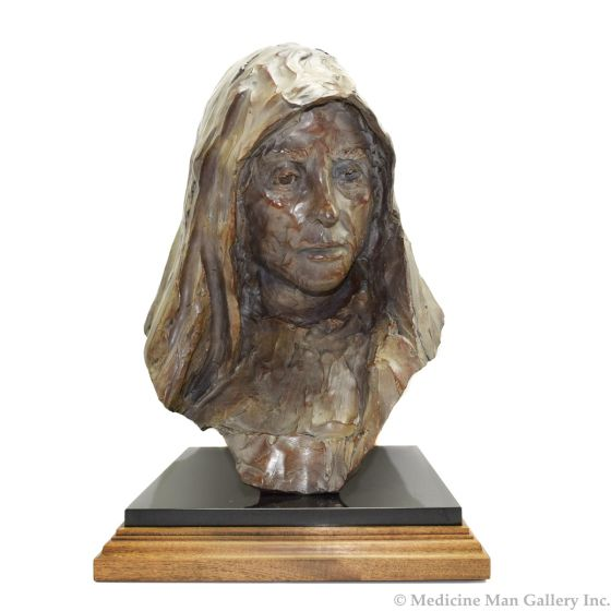 Glenna Goodacre (1939-2020) - Rose, 1/25 (SC90212C-0221-015)