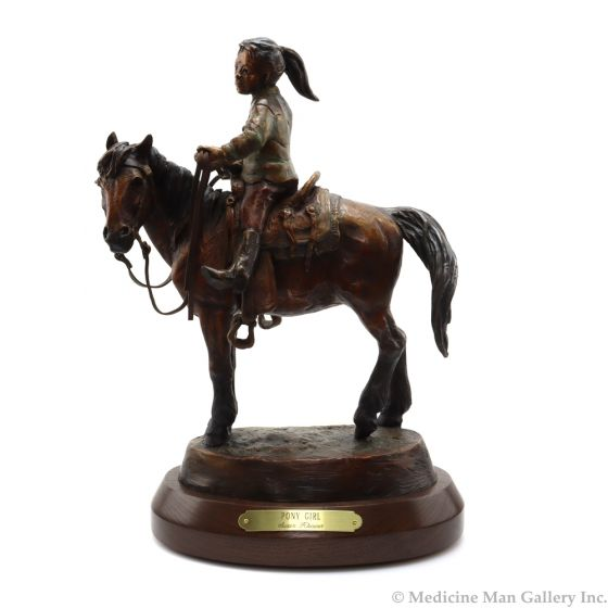 Susan Kliewer - Pony Girl