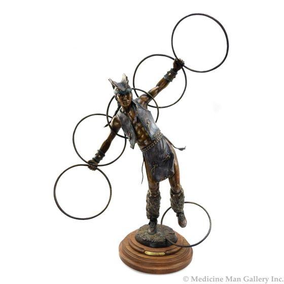 Susan Kliewer - Hoop Dancer