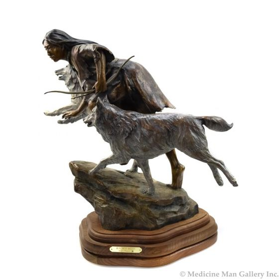 Susan Kliewer - Runs with Wolves