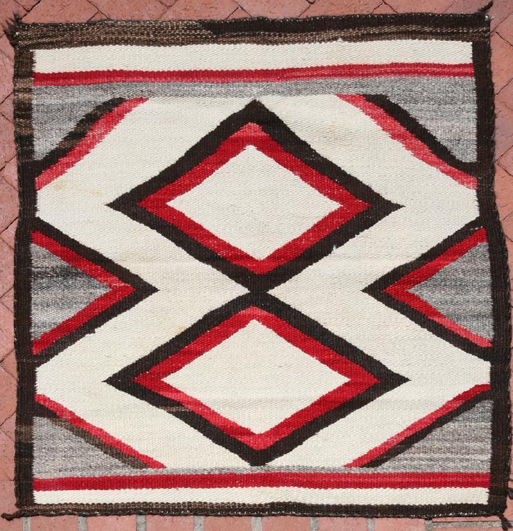 Mexican Rug History: Medicine Man Gallery