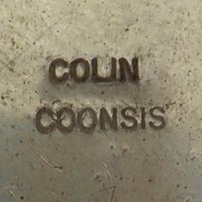 Coonsis, Colin A.