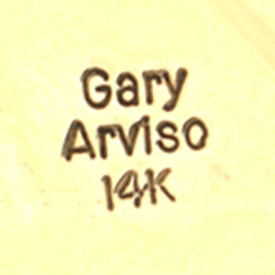 Arviso, Gary