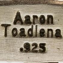 Toadlena, Aaron
