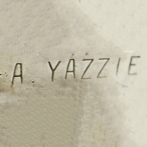 Yazzie, Antonio