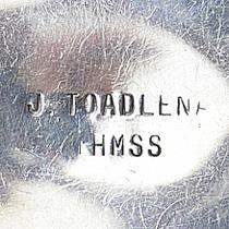 Toadlena, James W.