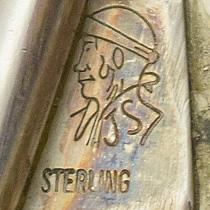 Sluein, Jerry - Native American Indian Jewelry Hallmark ...