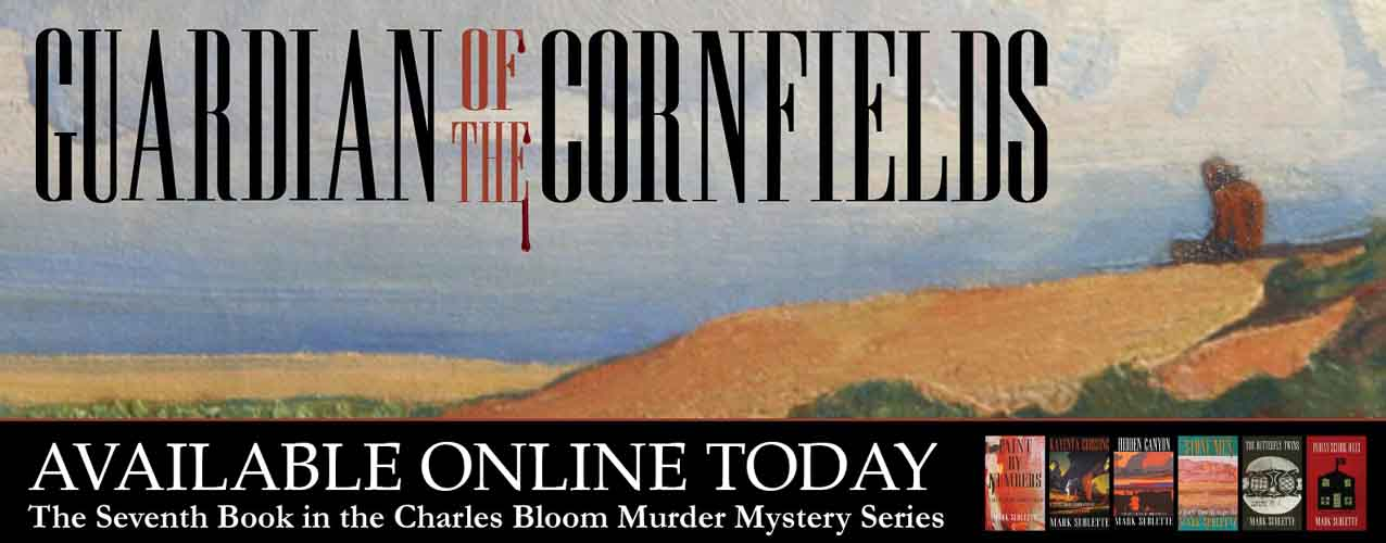 Guardian of the Cornfields by Mark Sublette Available Now