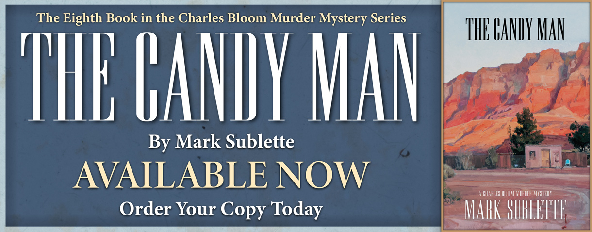 The Candy Man by Mark Sublette Available Now