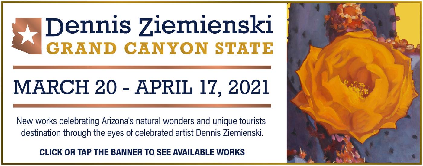 Dennis Ziemienski: Grand Canyon State