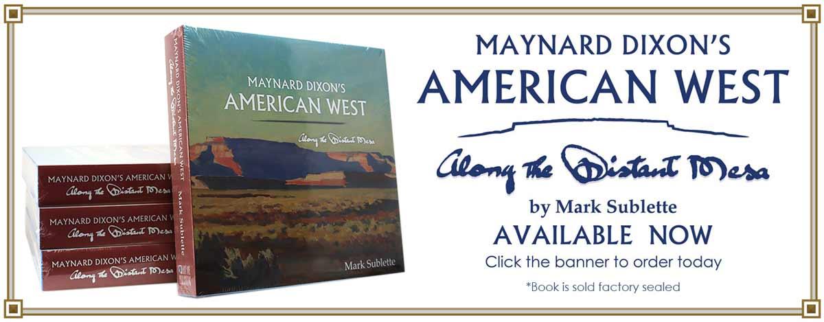 Maynard Dixon's American West