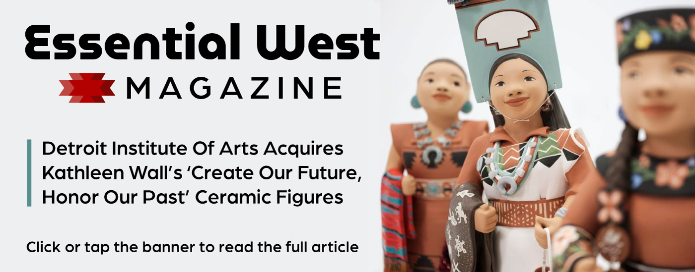 Read the Essential West article on the acquisition of Kathleen Wall's 'Create Our Future—Honor Our Past,' figures by Detroit Institute of Arts.