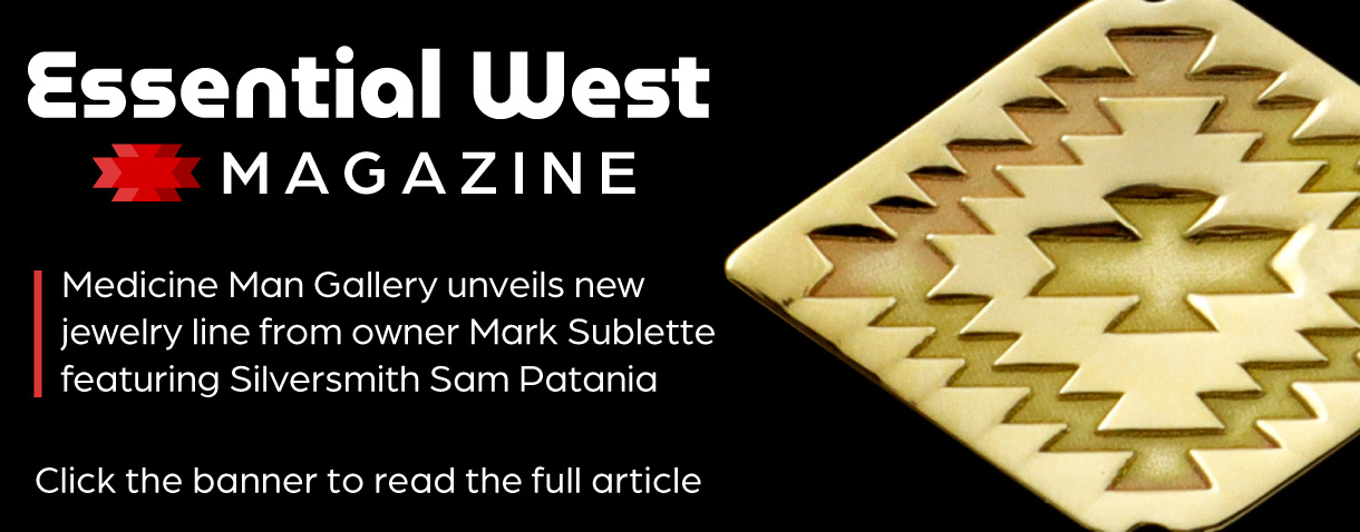 Read about the brand new Mark Sublette Collection of haute couture jewelry