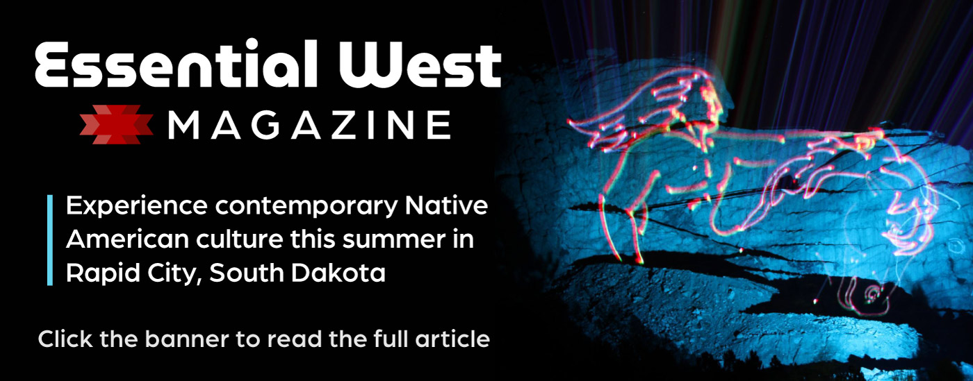 Read the Essential West article on the celebration of Native American culture in Rapid City, SD.
