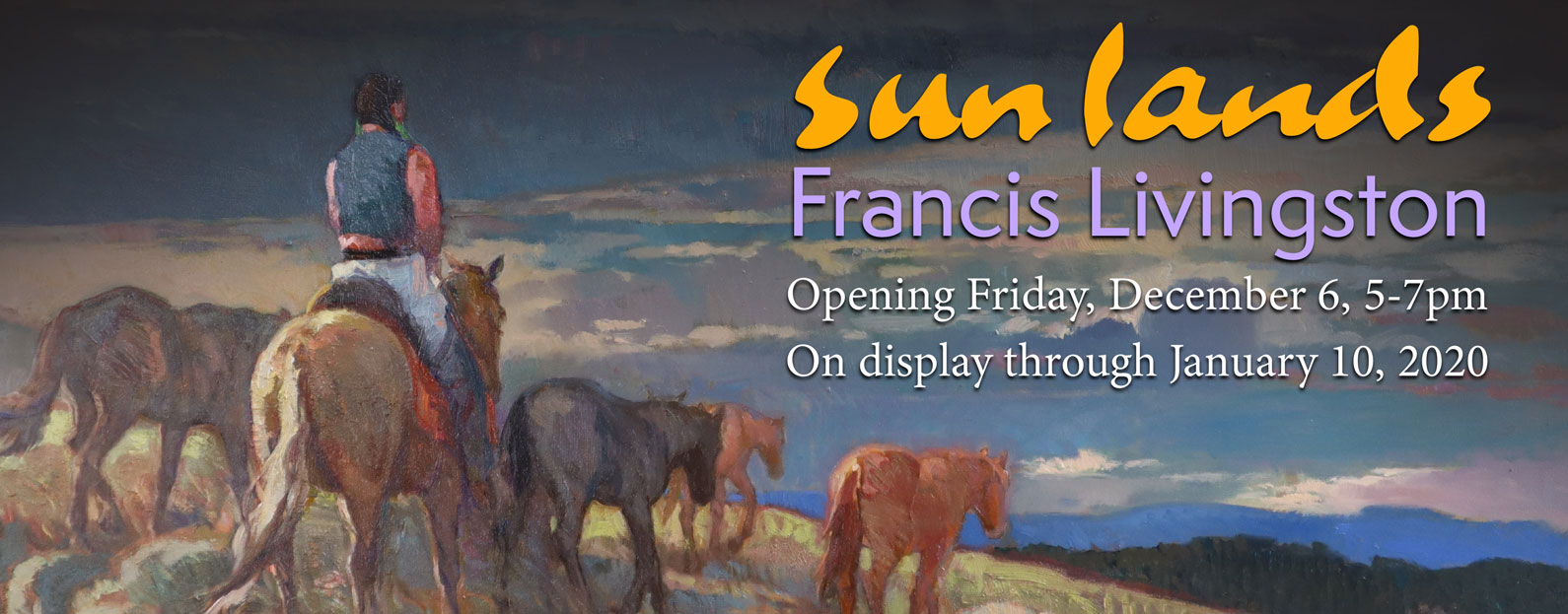 Francis Livingston: Sunlands